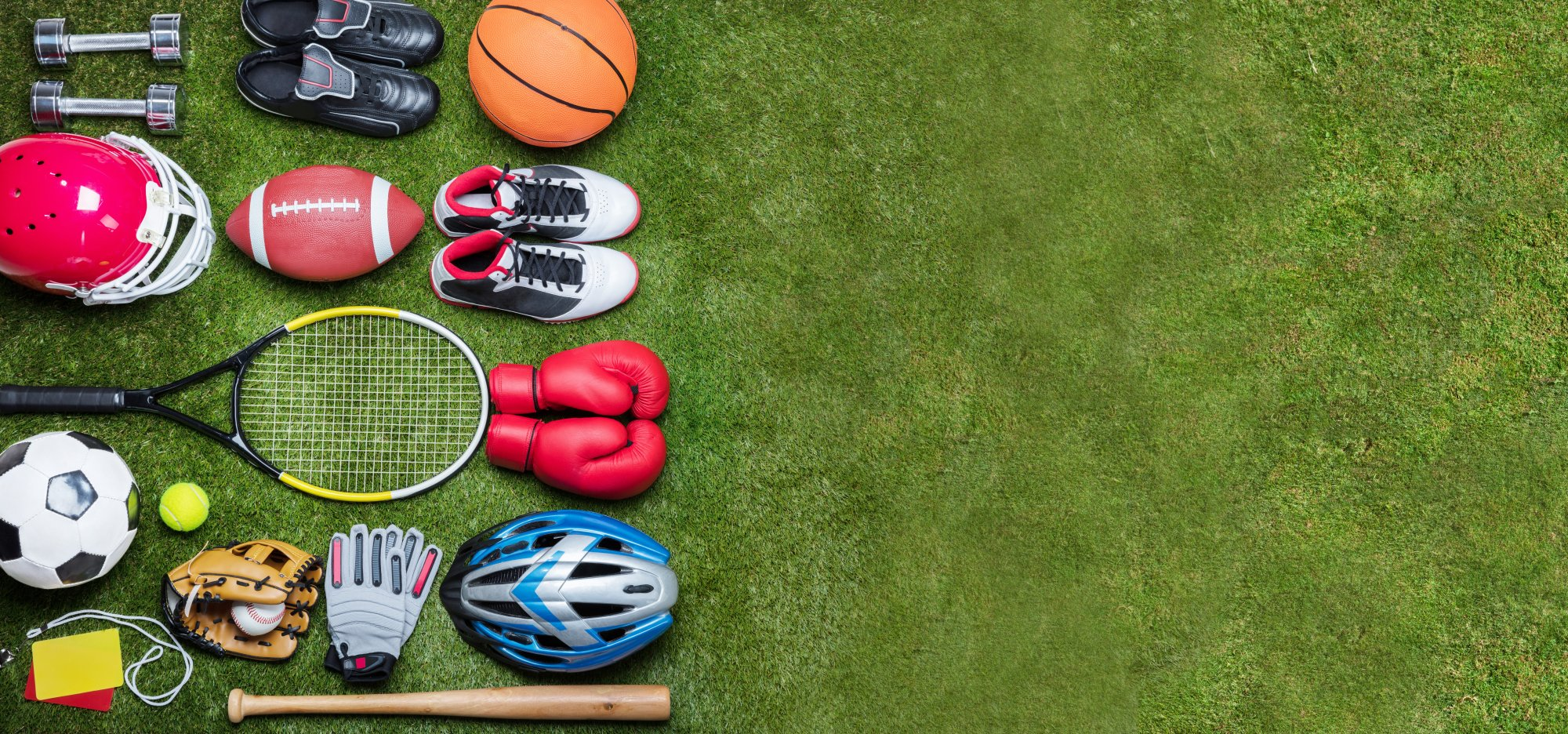 Ten Healthy Sports